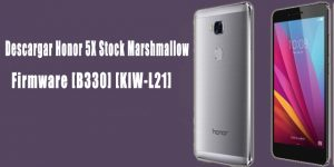 Honor 5X Stock Marshmallow Firmware