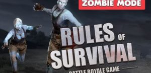 Rules of Survival 1.120221.121378 APK modo Zombie
