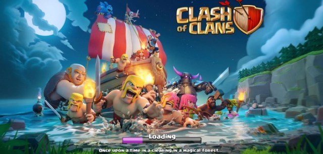 Clash of Clans 9.434.18 APK