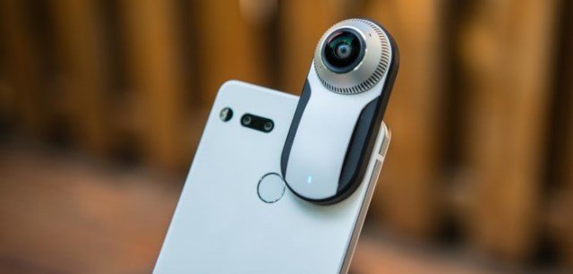 Essential Camera APK 0.1.094.017