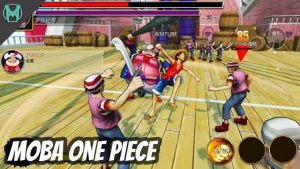 One Piece Bounty Rush para PC