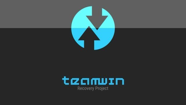 Descargar Official TWRP