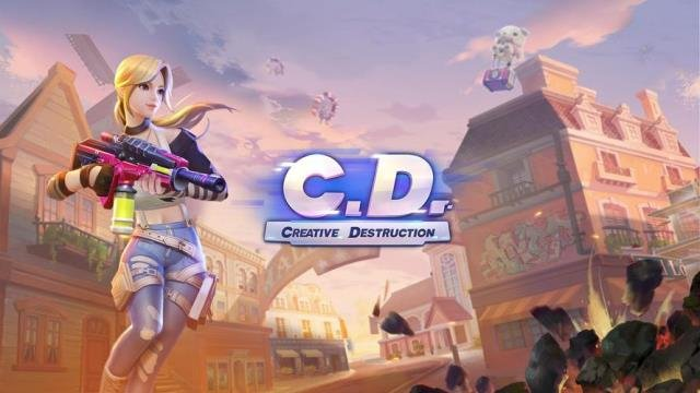 descargar Creative Destruction APK