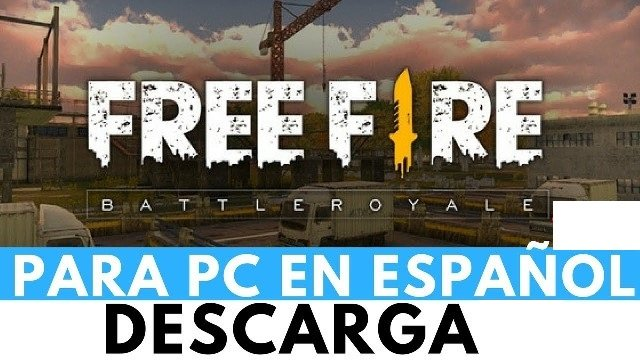 como descargar free fire para pc sin emulador